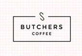 Butchers Coffee branding