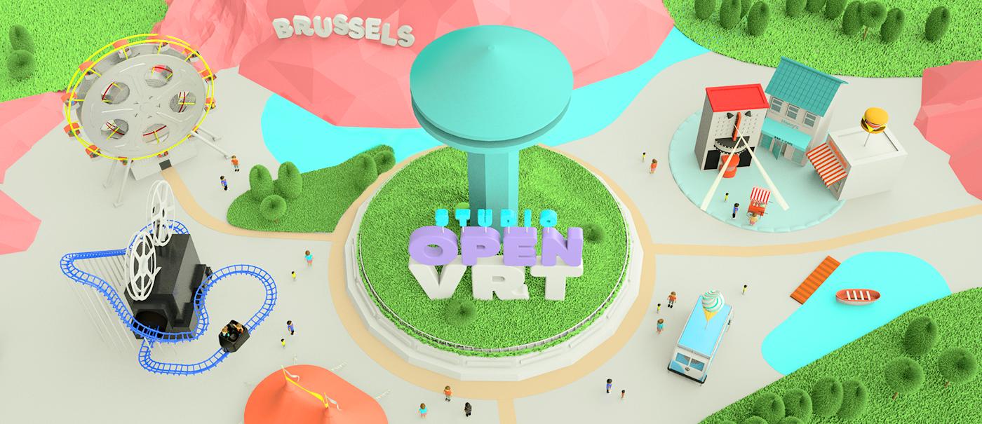 OpenVRT playland